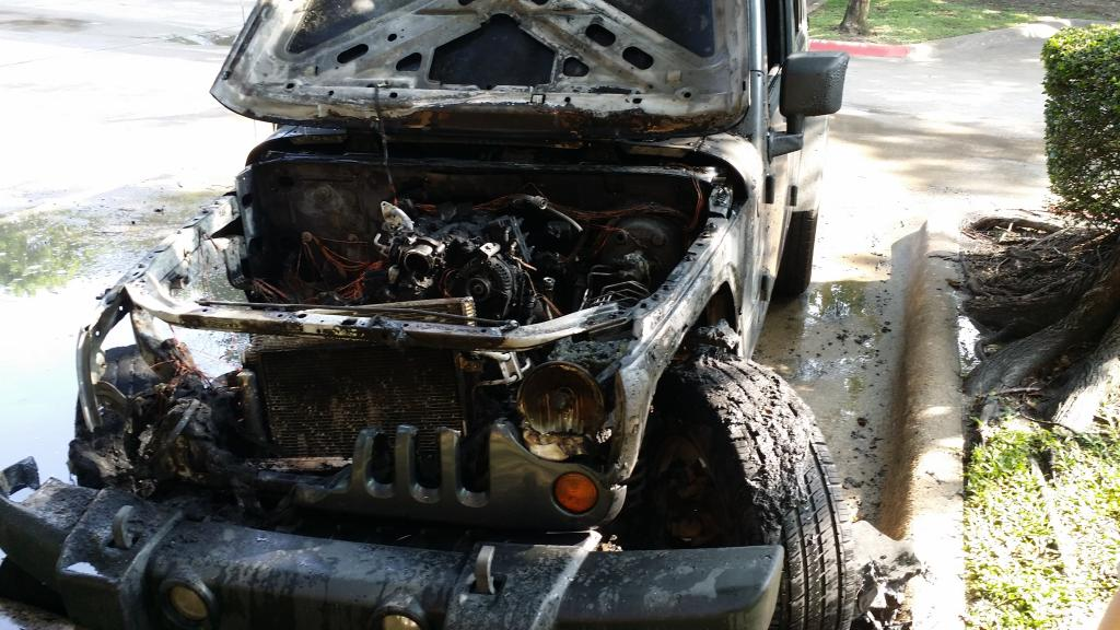jeep wrangler fire in wiring harness fuse box complaints fire in wiring harness fuse box