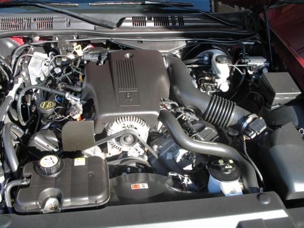2004 Ford Crown Victoria Intake Manifold Gasket Leak: 4 ...