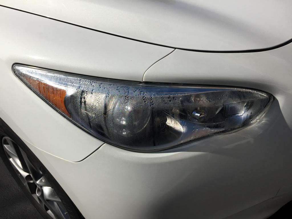 2013 Infiniti Jx35 Condensation In Head Light 1 Complaints