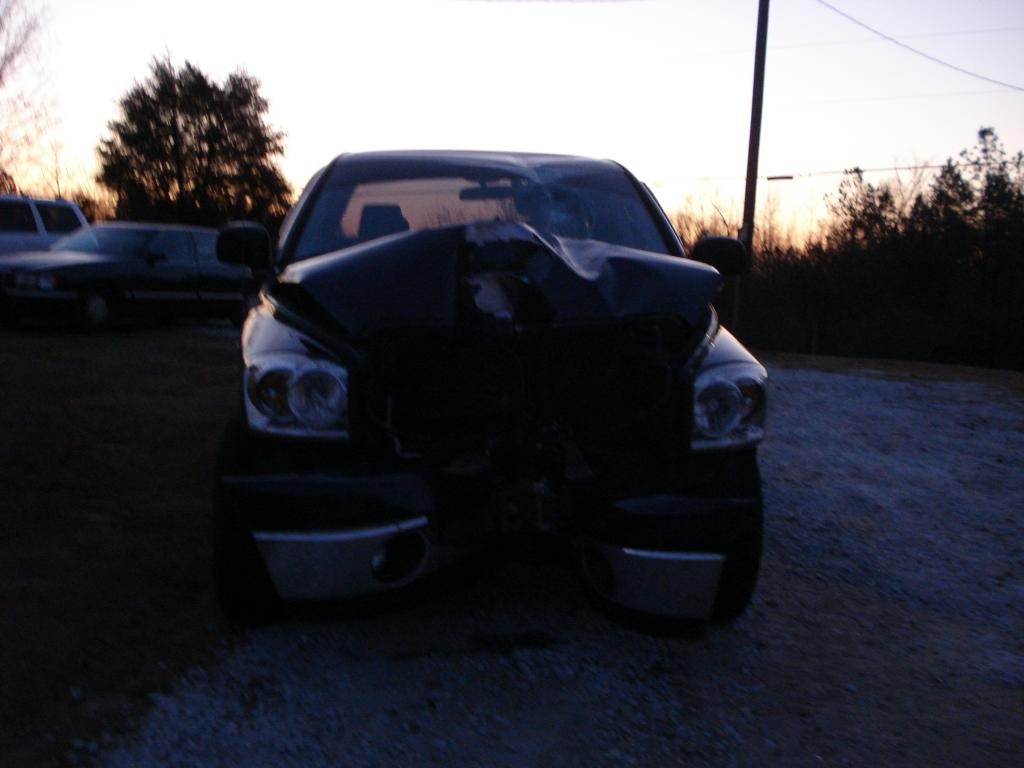2007 dodge ram 1500 air bag did not deploy in wreck 2 complaints. Black Bedroom Furniture Sets. Home Design Ideas