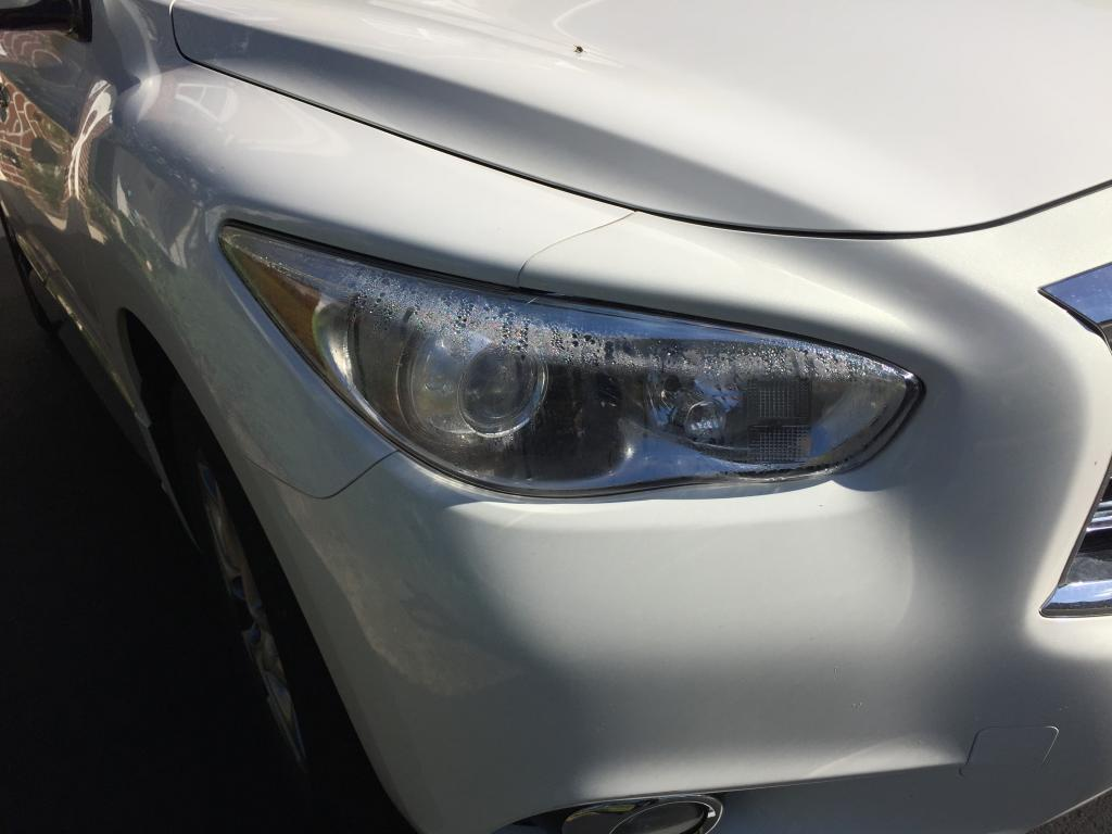 2013 Infiniti Jx35 Condensation In Head Light 1 Complaints 1992 G20 Problems