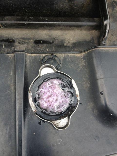 2005 Nissan Xterra Radiator Leak Causes Transmission Failure 306