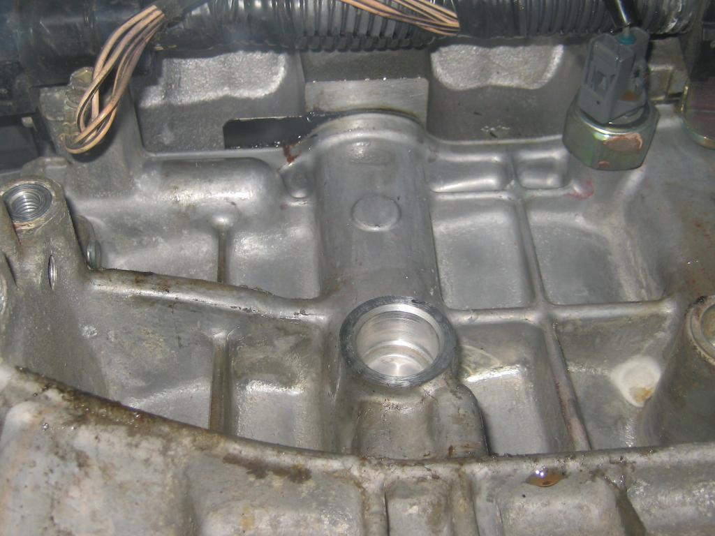 Remarkable, striped bolt in 02 toyota head congratulate, remarkable