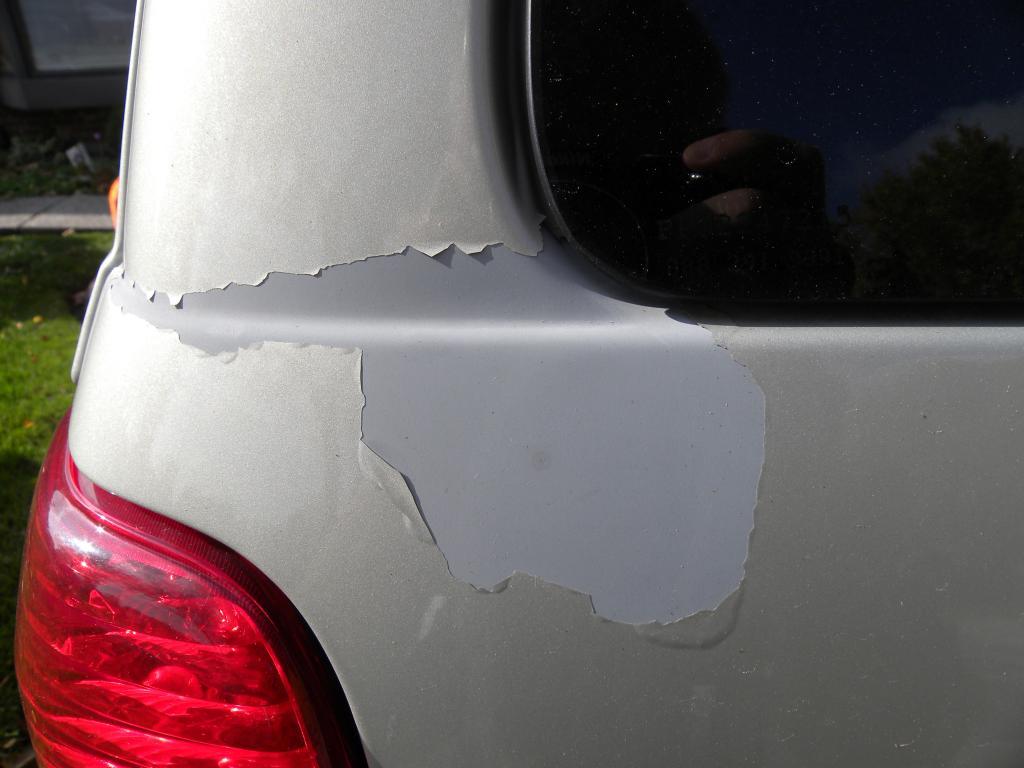 2003 Ford Escape Paint Is Peeling Off 52 Complaints Page 2