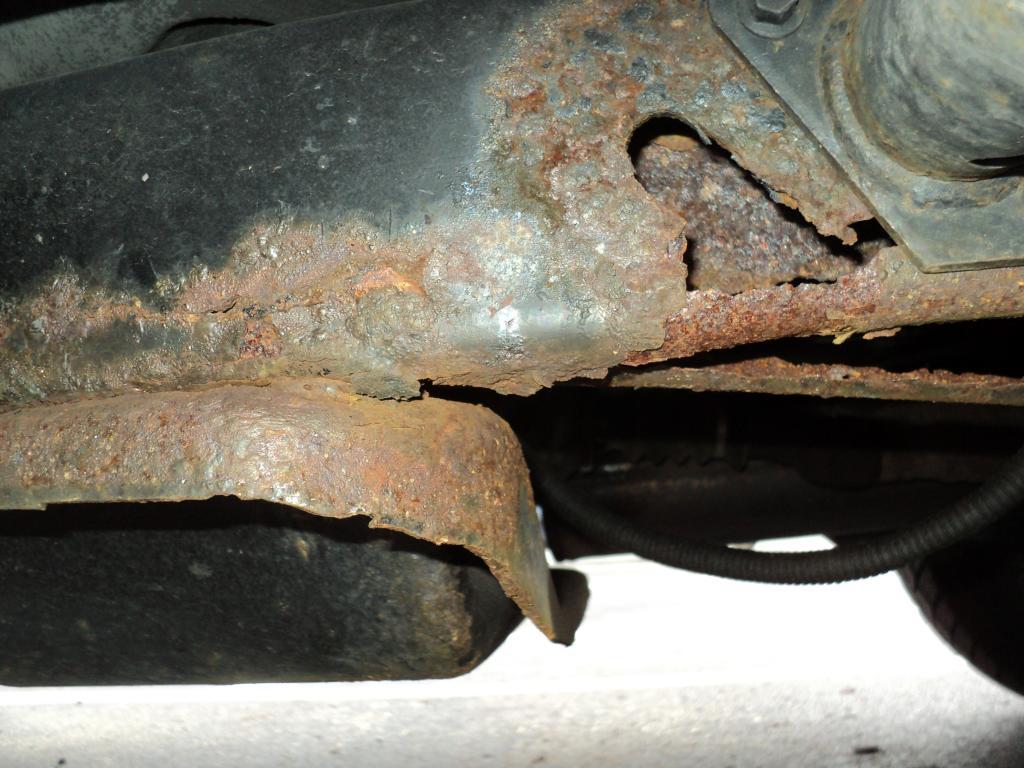 2000 Jeep Wrangler Frame Rot 5 Complaints