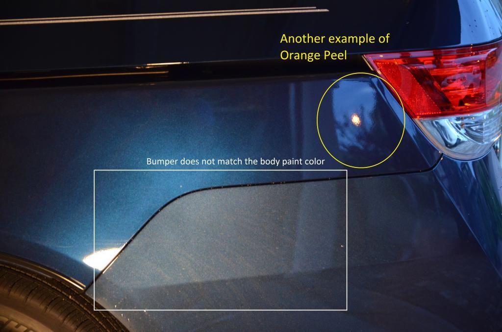 Honda Odyssey Transmission Problems >> 2014 Honda Odyssey Paint Problems With Peeling, Color ...