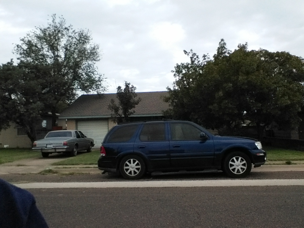 Buick 2006 buick rainier cxl : 2004 Buick Rainier Air Suspension/Suv Loses Height In The Rear: 4 ...
