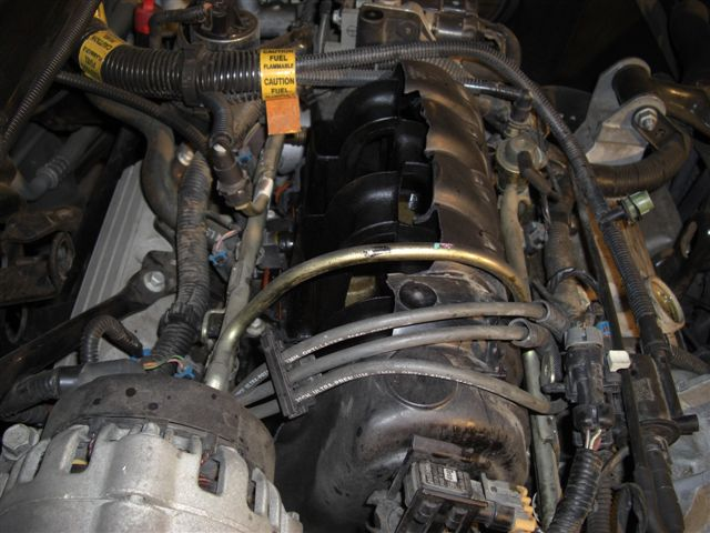 2001 Chevrolet Monte Carlo Intake Manifold Failure  5 Complaints