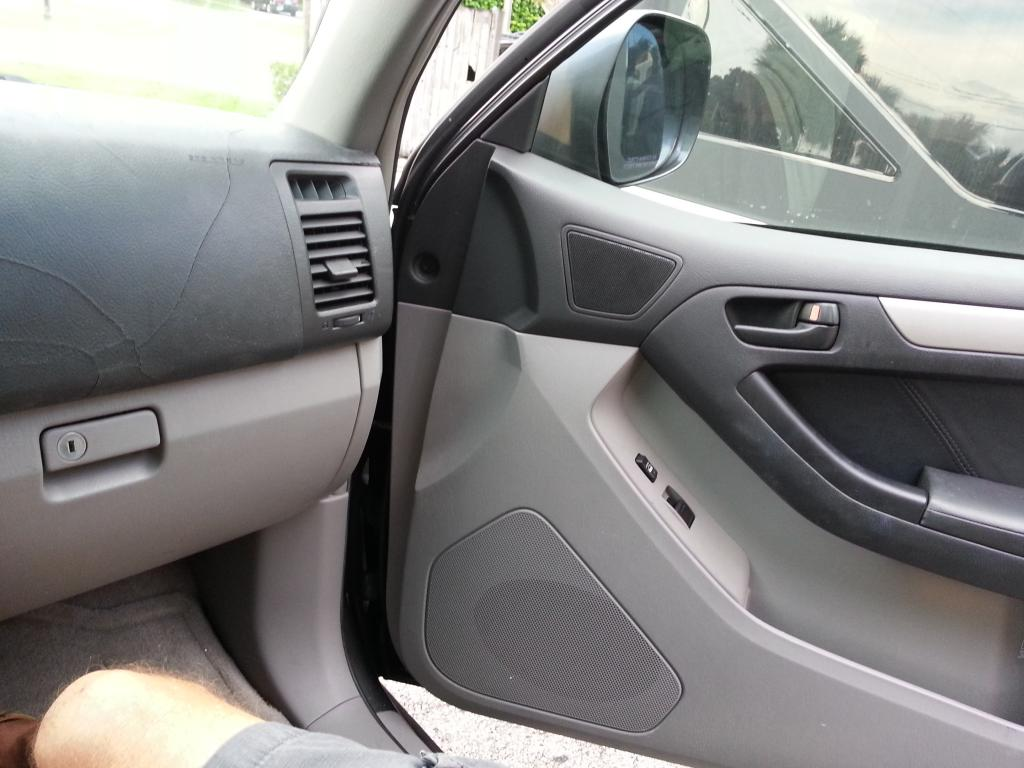 Fix My Car >> 2005 Toyota 4Runner Cracked Dashboard: 18 Complaints