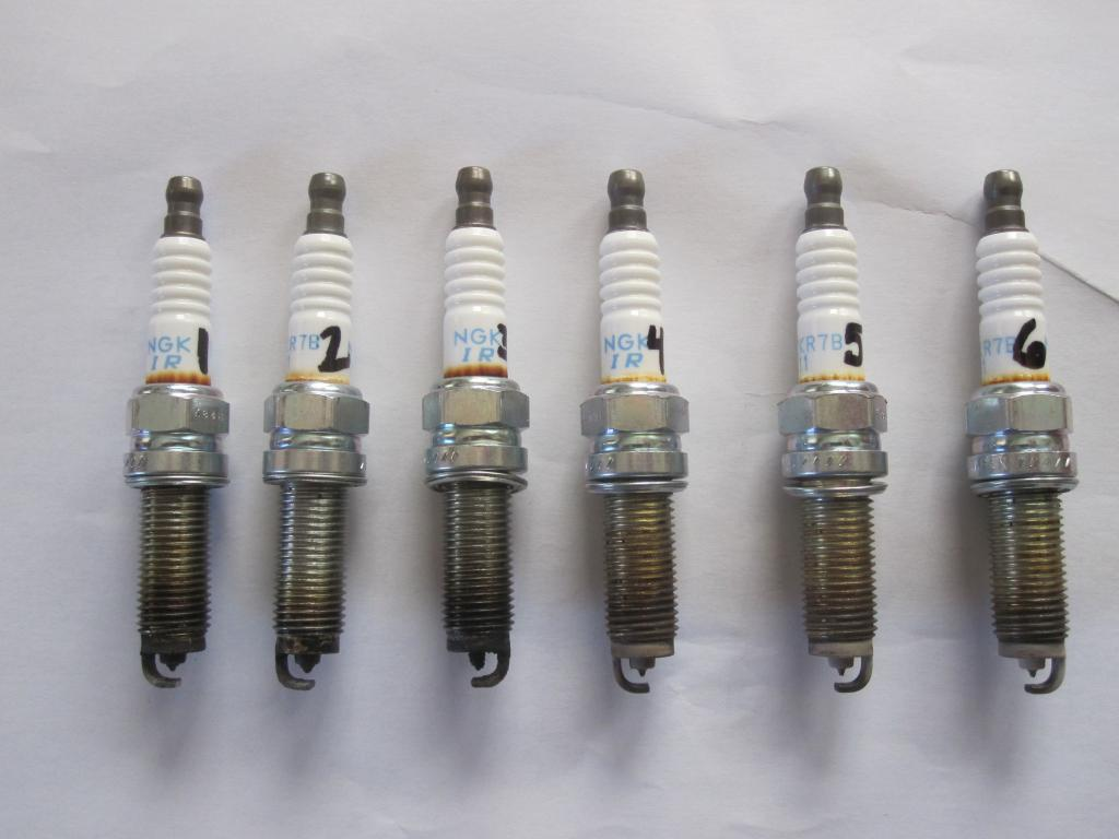 2008 Honda Accord Fouled Spark Plug: 29 Complaints | Page 2