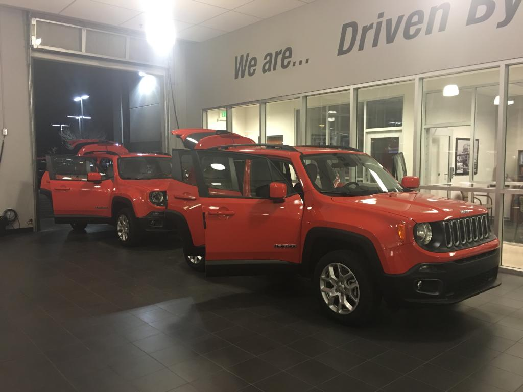 2015 Jeep Renegade 9-Speed Automatic Transmission Problem