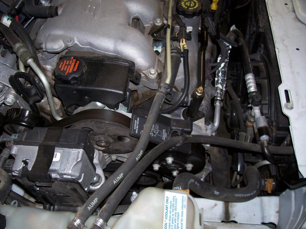 2001 Chevrolet Malibu Leaking Intake Manifold Gasket: 96 Complaints