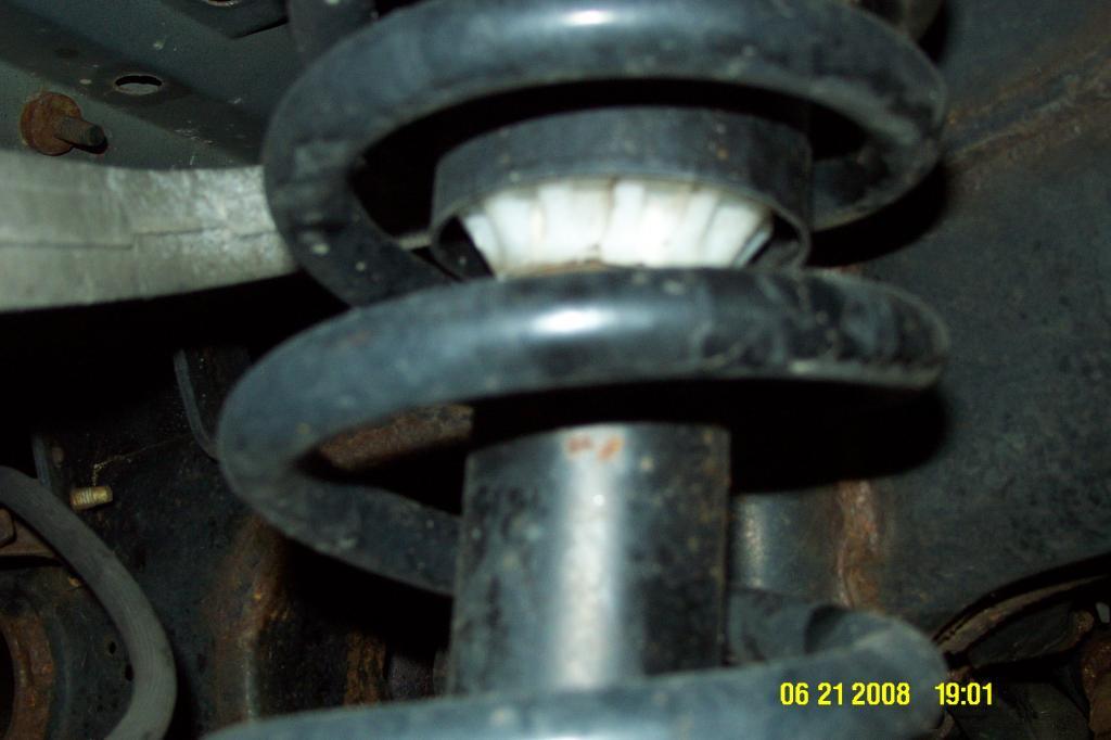 2003 Ford Explorer Broken Coil Springs 9 Complaints