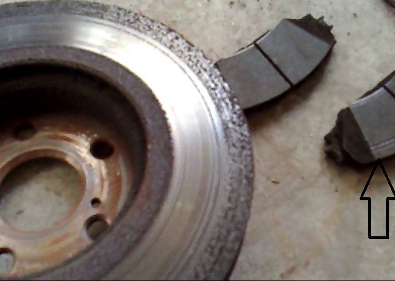 Toyota Brake Pads >> 2009 Toyota Corolla Brakes Are Horrible: 7 Complaints
