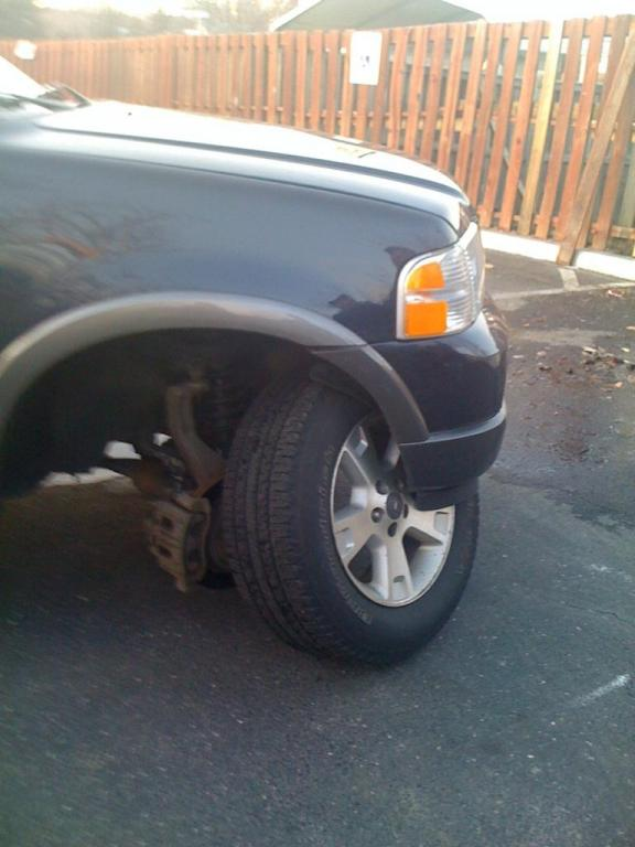 Ford Explorer Car Complaints