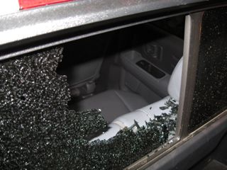 2006 Honda Ridgeline Back Window Shattered 2 Complaints