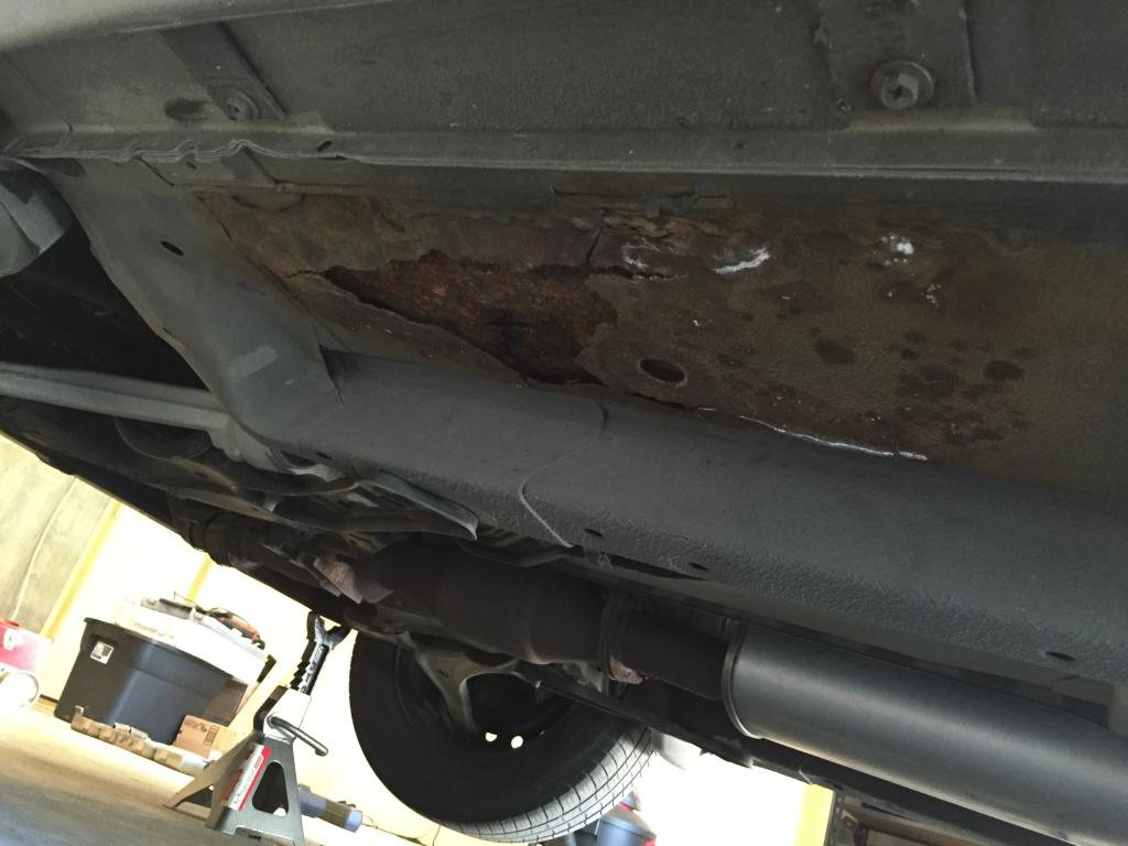 2005 Nissan Altima Floor Pan Rusted Through 63 Complaints