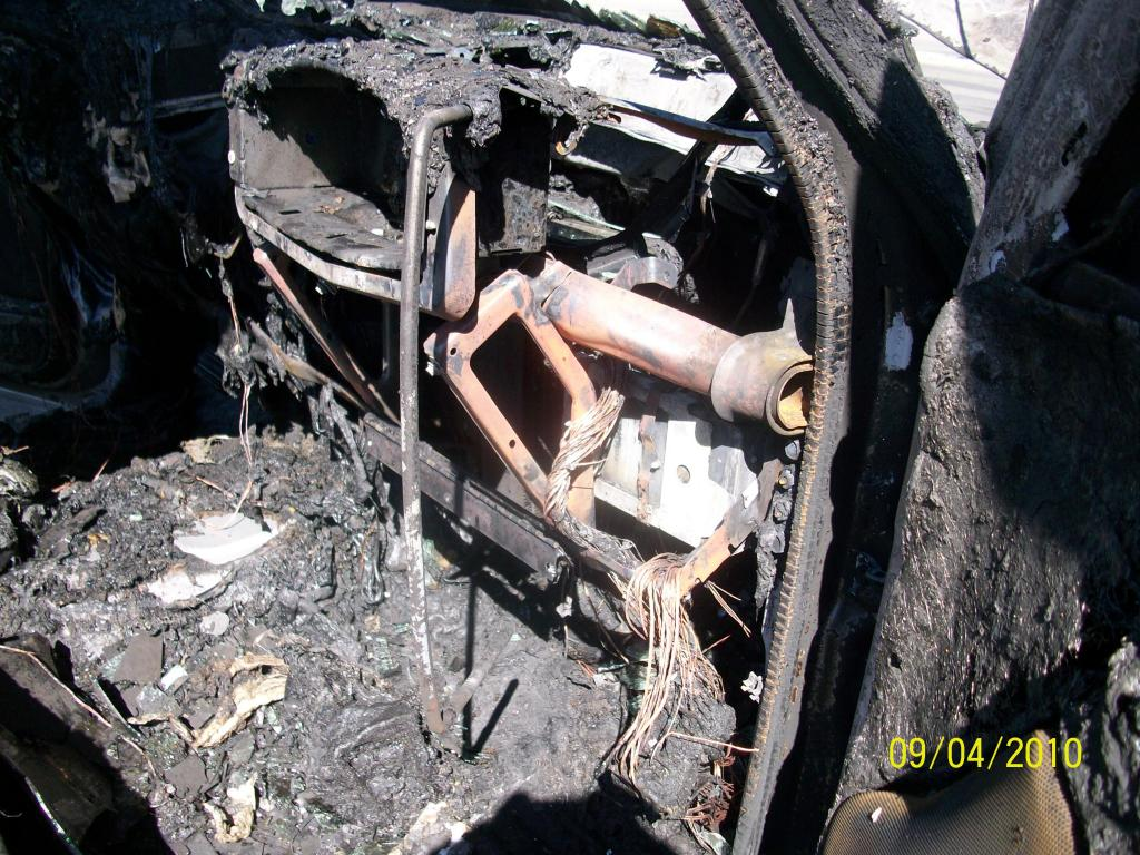 2005 Chevrolet Silverado Blower Motor Wiring Caught Fire