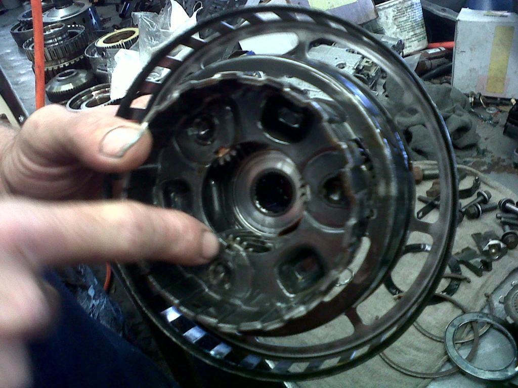 Automatic Transmission Fluid >> 2003 Ford Explorer Transmission Failure: 79 Complaints ...