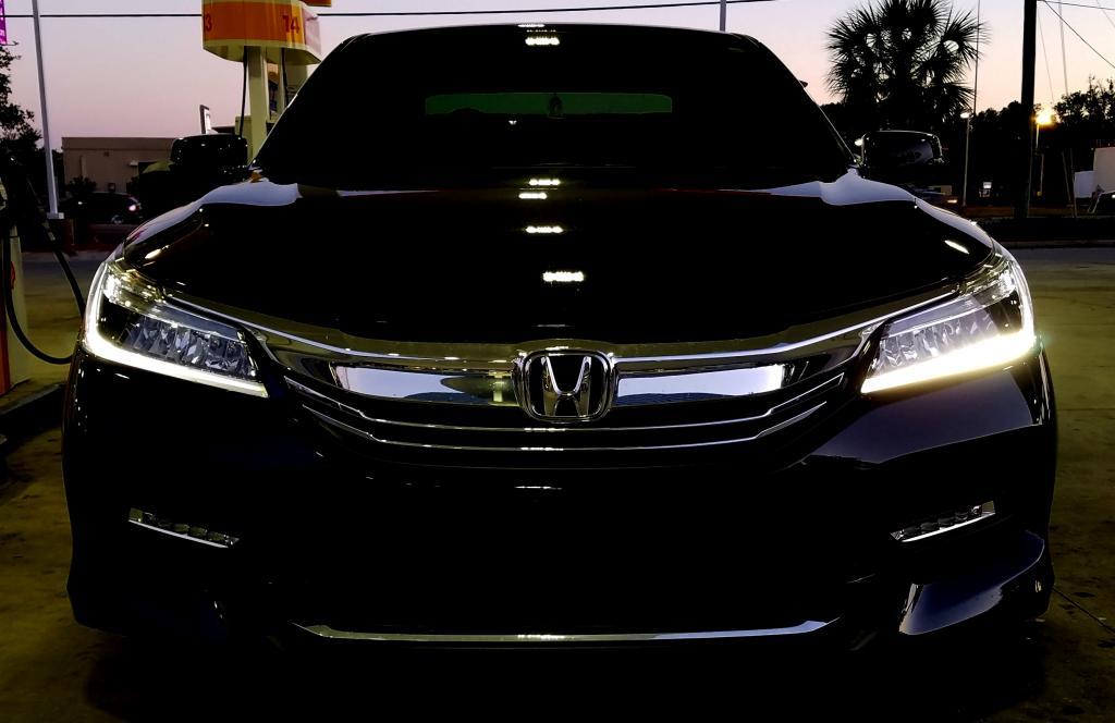 2016 Honda Accord Headlight Failure: 18 Complaints