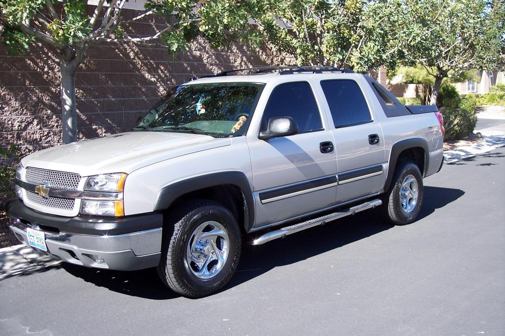 2004 Chevrolet Avalanche Axle Bearing Differential Failures 3