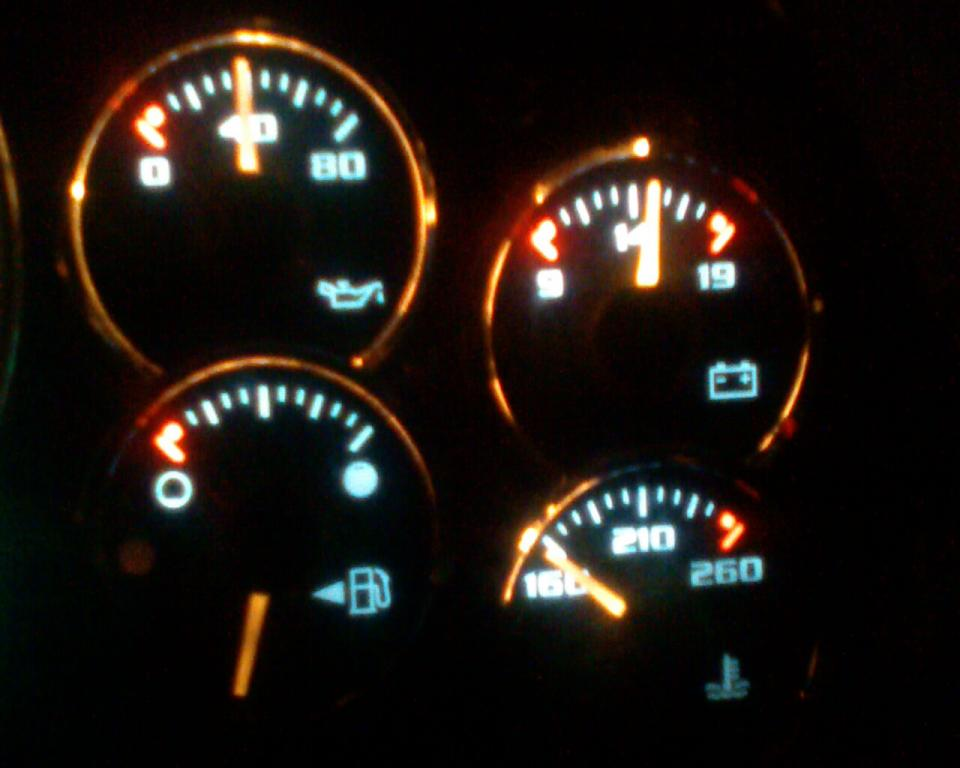 What causes fuel gauge problems?