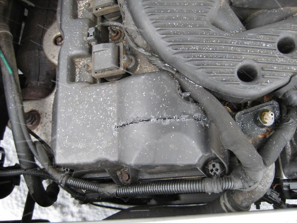 1999 Dodge Intrepid Oil Sludge Resulting In Engine Failure ...