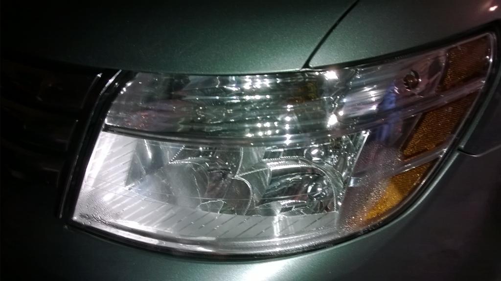 2008 Ford Taurus Moisture In Headlight 1 Complaints