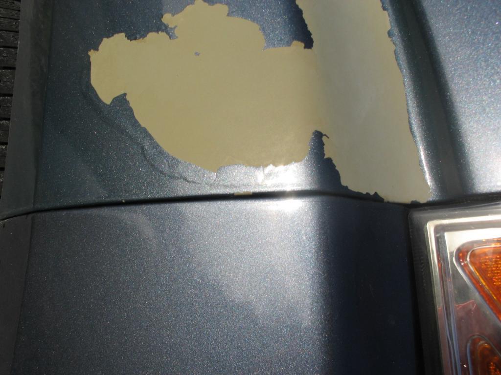 how to fix peeling paint