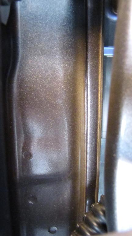 2014 Toyota Highlander Interior Door Edges And Hinges Only