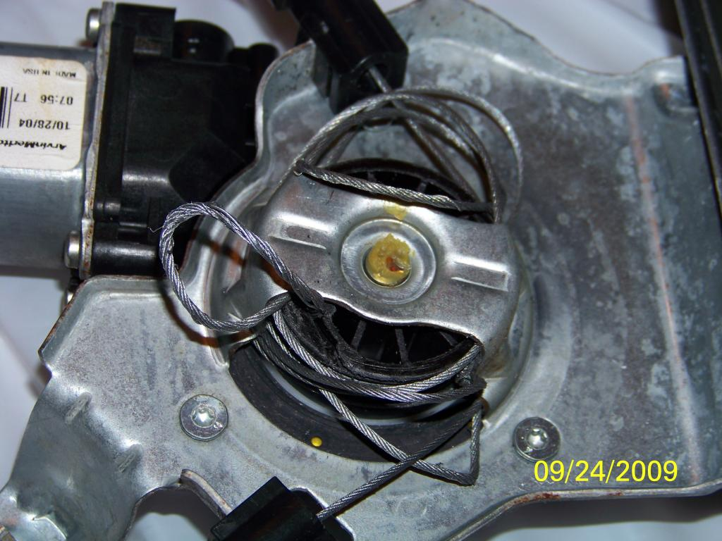 2005 Ford F 150 Power Window Regulator Failure 163 Complaints Page 5 2000 Taurus Drivers Side Good Switch Is Ck