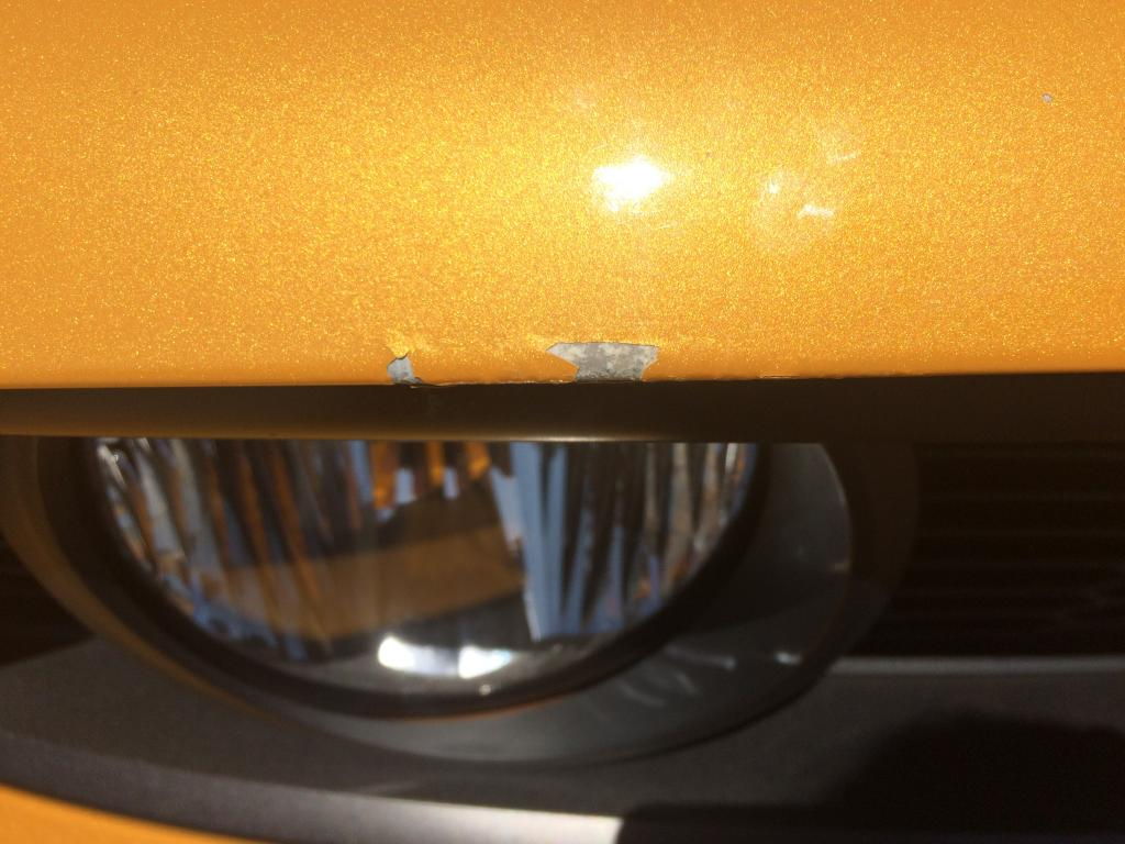 Cost To Paint A Car >> 2012 Ford Mustang Corrosion On Hood: 35 Complaints