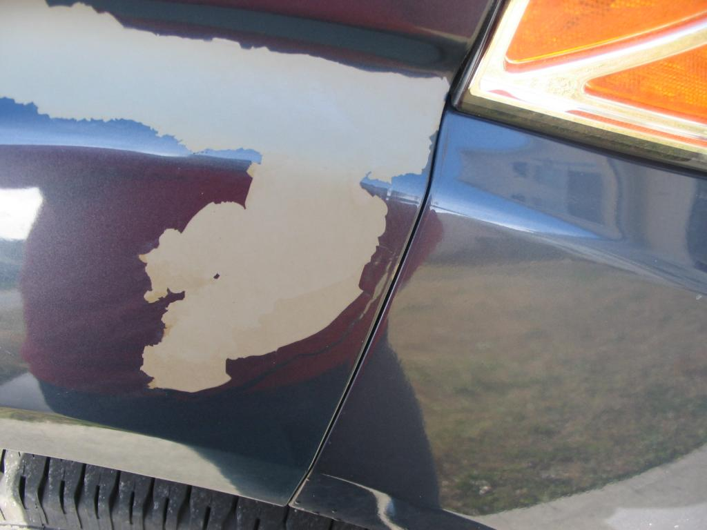 painting how to prevent peeling clear coat