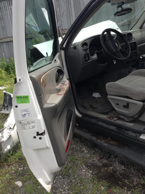 2006 Chevrolet Trailblazer Airbags Didn't Deploy: 4 Complaints