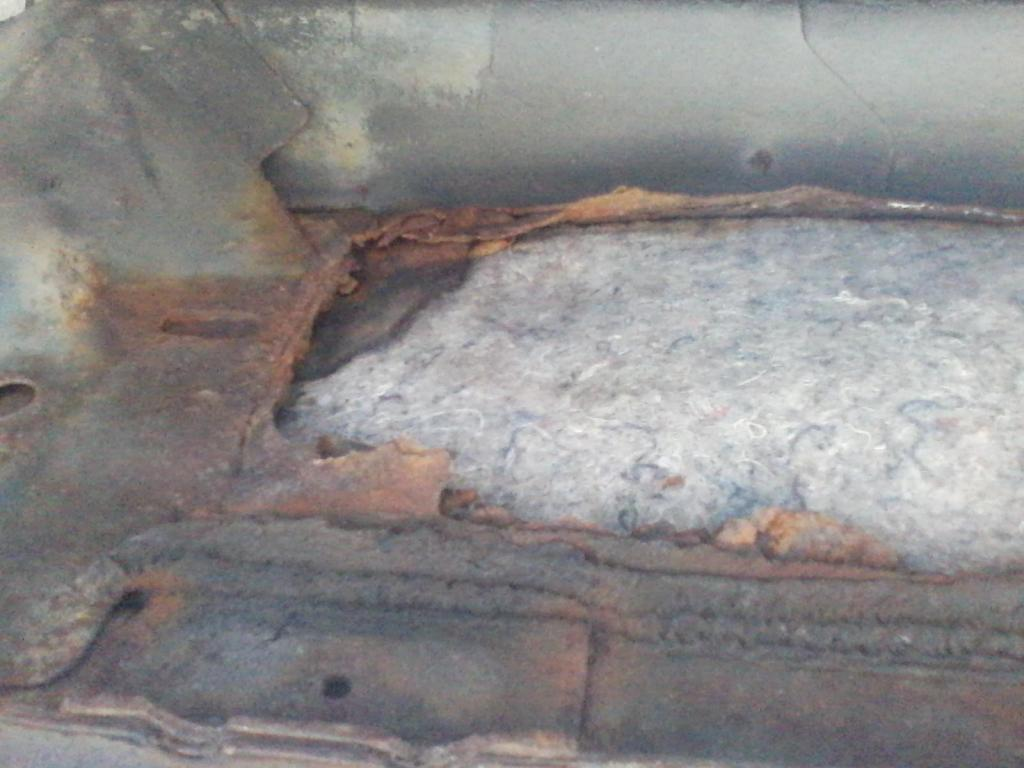2005 Nissan Altima Floor Pan Rusted Through 64 Complaints