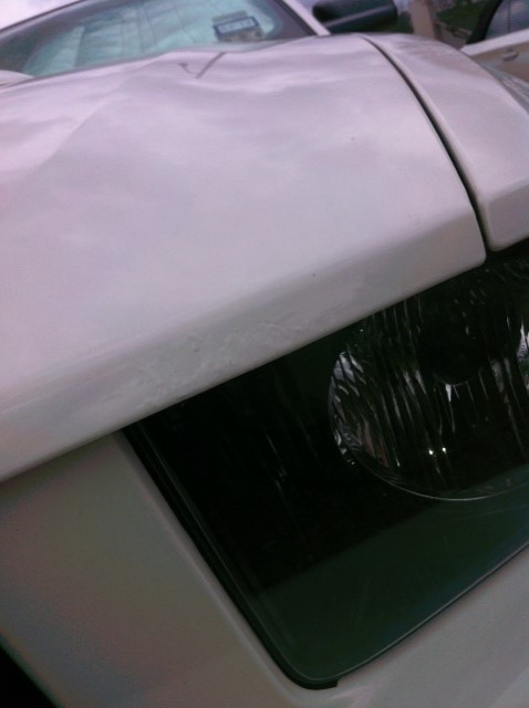 Ford Mustang Lease >> 2006 Ford Mustang Paint Bubbling: 17 Complaints