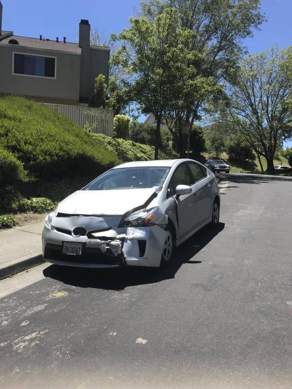 2015 Toyota Prius Brake Pedal Goes Straight To The Floor