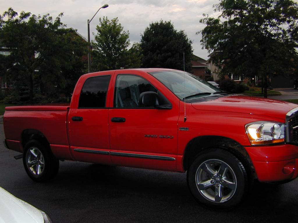 2006 Dodge Ram 1500 Excessive Rust: 9 Complaints