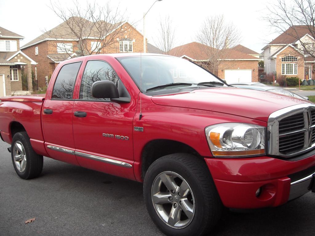 2006 Dodge Ram 1500 Excessive Rust 9 Complaints