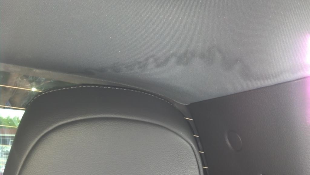 2013 Ford F 150 Moonroof Leaks 1 Complaints