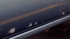 2014 Chevrolet Silverado 1500 Defective Paint Job Peeling