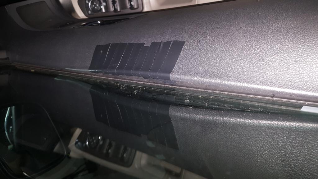 2015 ford explorer door panel coming loose 11 complaints