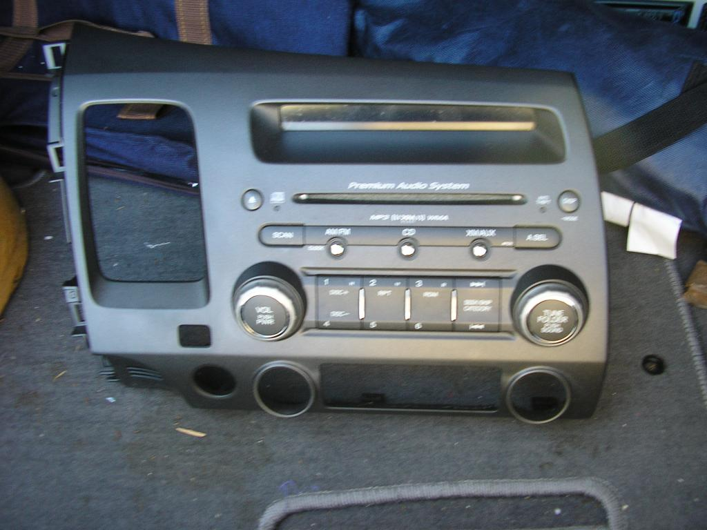 2006 Honda Civic Cd Player Not Working 12 Complaints Electrical Troubleshooting Manual Original