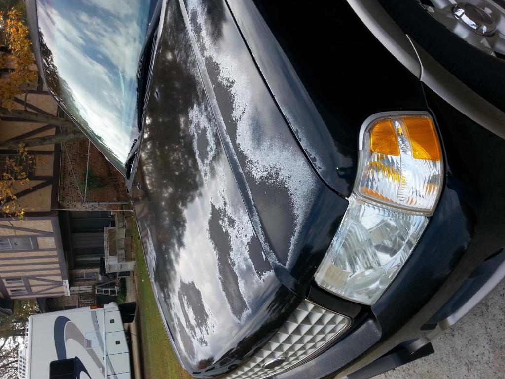 2002 Ford Explorer Paint Is Peeling 32 Complaints