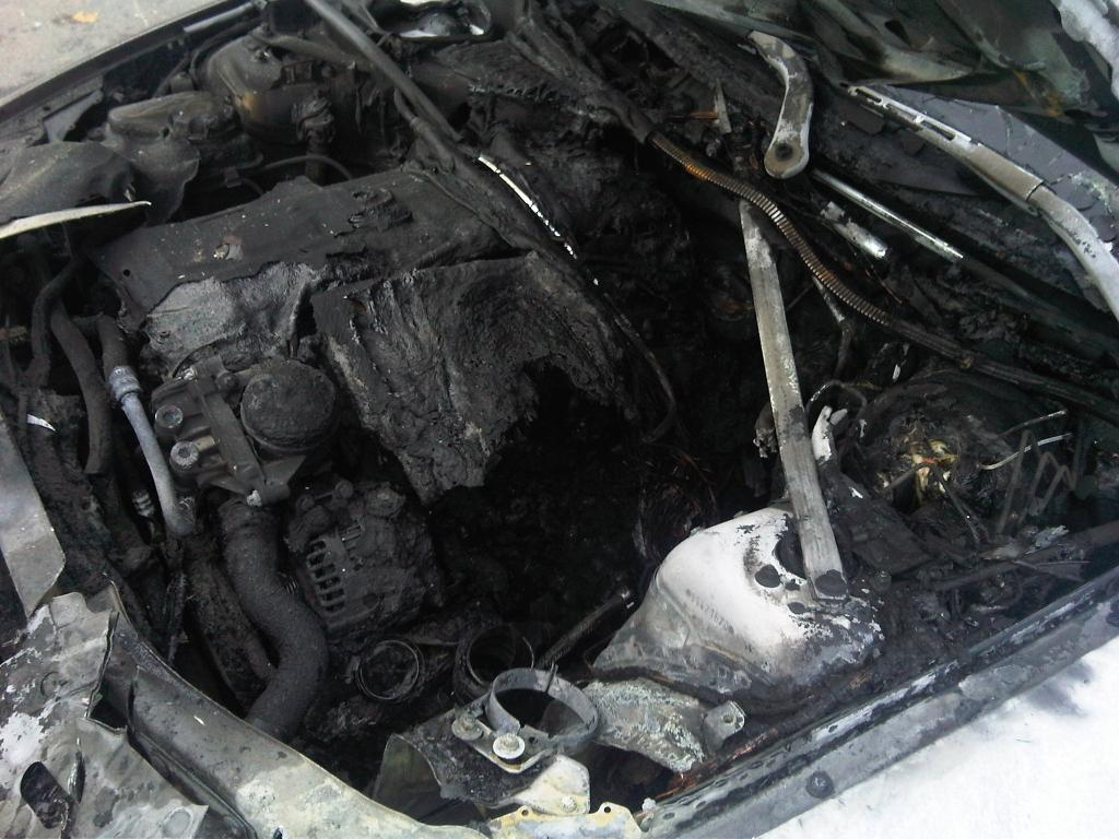 2007 Bmw 335 Fire Burned To The Ground 1 Complaints