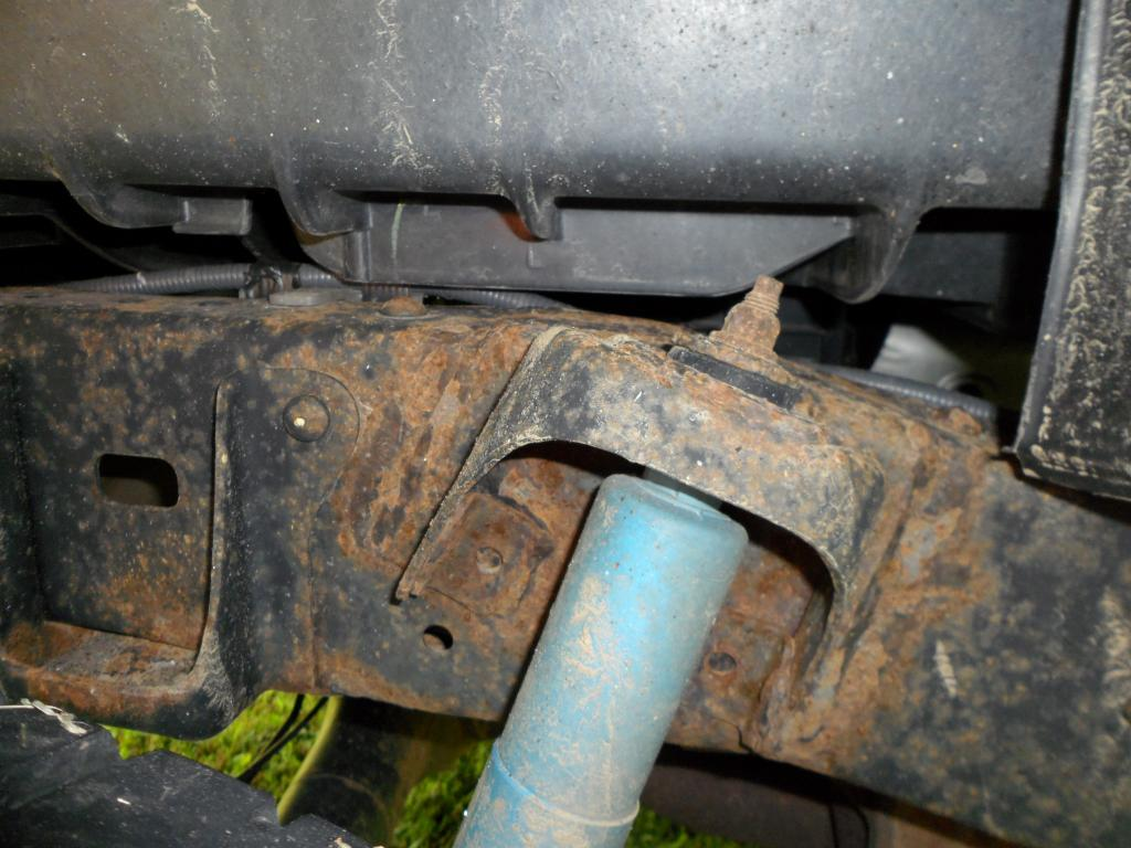 2006 Toyota Tacoma Severely Rusting Frame: 5 Complaints