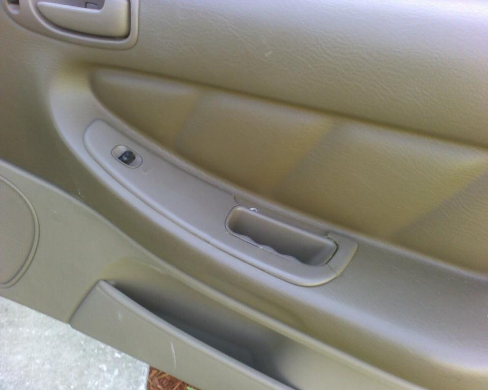 2002 Dodge Stratus Bezel Around Window/Door Locks Cracked ...