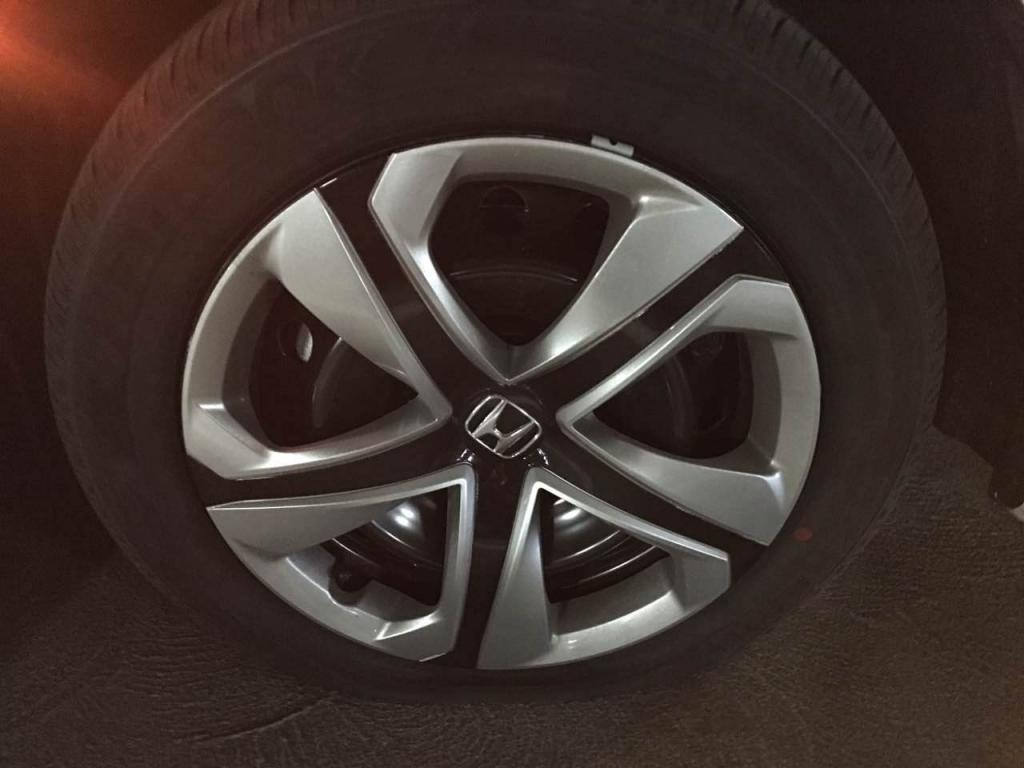 2017 Honda Civic Tire Went Flat: 1 Complaints