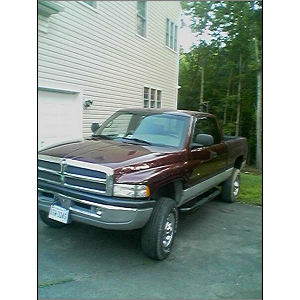 2000 Dodge Ram 2500 Rough Idol And Stalls: 1 Complaints