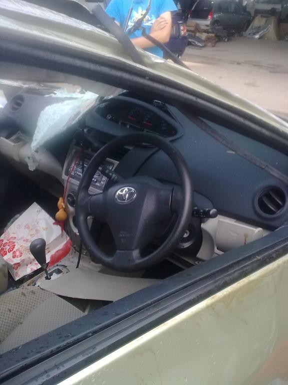 Car Recall Check >> 2008 Toyota Yaris Airbag Failure: 1 Complaints